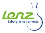 Standaard glaswerk en instrumenten